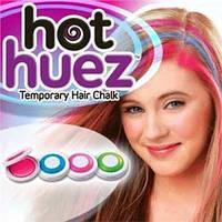 Цветная пудра ( мелок ) для волос Мелки для волос