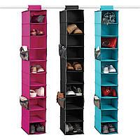 Подвесной органайзер для шкафа Shoe rack 10