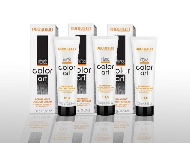 Prosalon Professional краска для волос