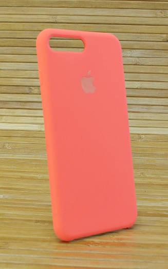 Чехол на Айфон, iPhone 7+ / 7Plus Original Elite COPY оранжевый