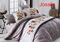 """Постельное белье First Choice (евро-размер) ранфорс deluxe """"Josalin"""", фото 1"""