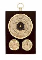Метеостанция (барометр+термометр+гигрометр), 21 см
