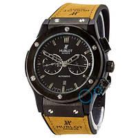 Часы Hublot Classic Fusion Automatic Brown-Black