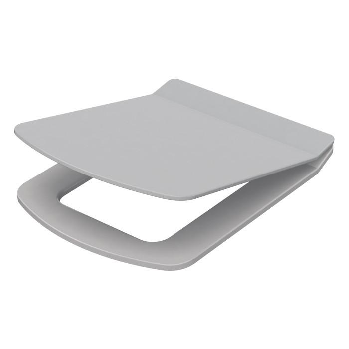 Сидение для унитаза IDEVIT Halley Soft Close Slim (53-02-06-009)