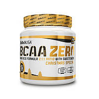 BioTechBCAA Zero Holiday flavours 360 g