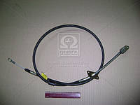 Трос ручного тормоза ГАЗ 3111 лев. (производство Лысково) (арт. 3111-3508181)