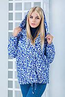 Женская демисезонная стильная куртка Джена (42-46) 4 цвета