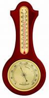 Метеостанция (термометр+гигромерт), 31см