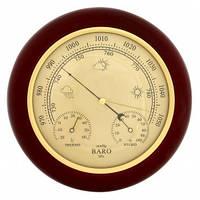 Метеостанция (барометр+термометр+гигрометр), диаметр 25см