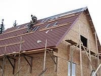 Кровельные работы, ремонт крыши