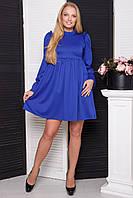 Женское красивое палатье Аврора (46-52) 4 цвета