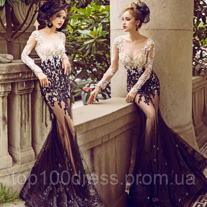 91fd7eb3c79134e Платье рыбка.Черное платье. Вечернее черное платье. Вечернее платье.Вечерние  платья Украина