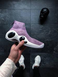 "Женские кроссовки  Nike Zoom Flight Bonafide ""Plum"" АТ-710"