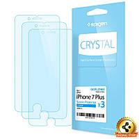 Защитная пленка Spigen для iPhone 7Plus (3шт)