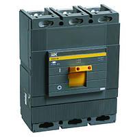 Автоматический выключатель ВА88-40, 3P 630 А, 35 кА