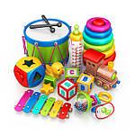 Игрушки, творчество, товары для мам