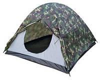Палатка Treker MAT-118 (Трехместная)