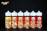 Жидкость для электронных сигарет GRANDMA'S COOKIE 120ml