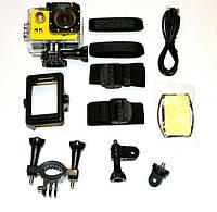 Экшн камера 4K H9/H9R wi-fi Ultra HD 1080P 2