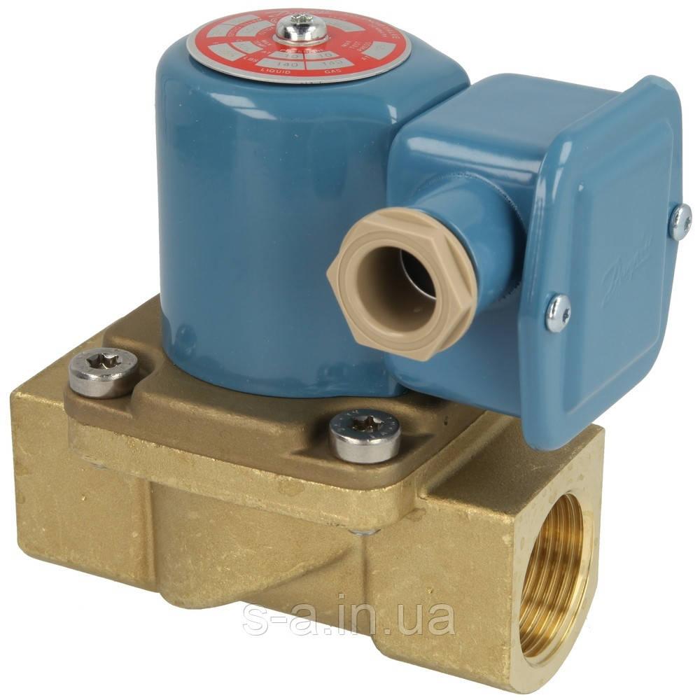 Клапан для пара EV225B 1/4 дюйма