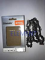 Цепь STIHL 63PS 52 зв., 3/8 шаг, 1.3 мм, супер зуб