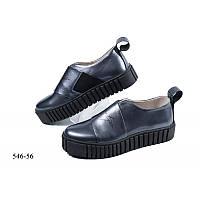 Женские туфли лаковая кожа