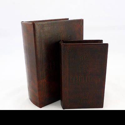 Шкатулка из двух книг 4 миллиона 22 см