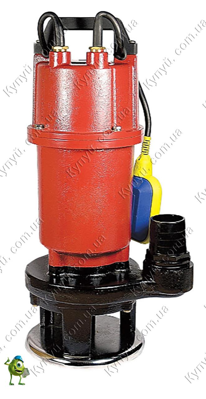 Насос фекальный Optima WQ15-15QG с режущим механизмом