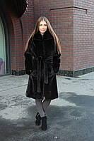 Роскошная длинная шуба BLACKGLAMA