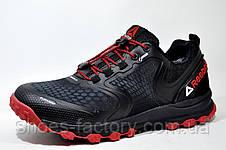 Мужские Кроссовки в стиле Reebok All Terrain Extreme Gore-Tex, Black\Red, фото 2