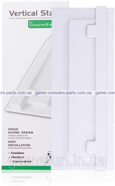 Вертикальна підставка Xbox One S / Xbox One slim (Біла)