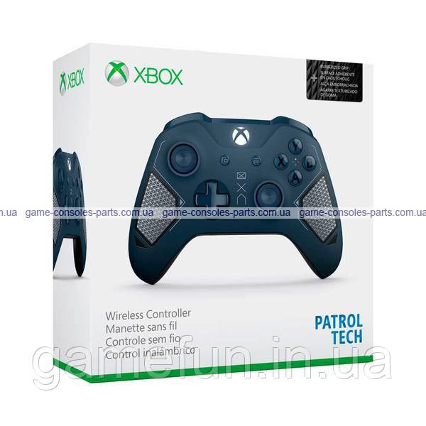 Беспроводной геймпад Xbox One — Patrol Tech Special Edition