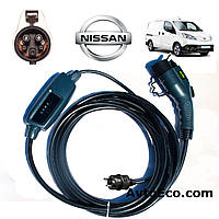 Зарядное устройство для электромобиля Nissan e-NV200 SE Van Duosida J1772-16A, фото 1