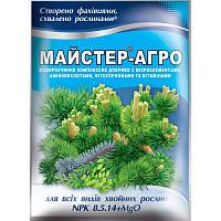 Удобрение для растений Mастер-Агро для хвойных растений, 25 г