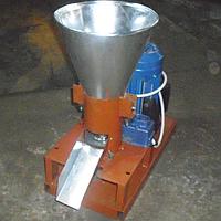 Гранулятор кормовых гранул 220/380 В, 1,5 кВт (матрица 100 мм, 40 кг/час)