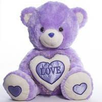 Мягкая игрушка Медвежонок 50 см Плюшевый мишка