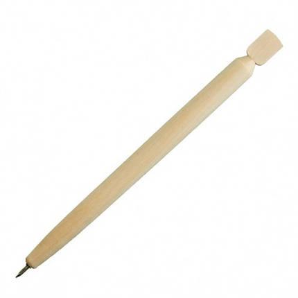 Дерев'яна кулькова ручка, фото 2
