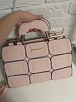 """Женская повседневная сумка """"Агата Light Pink"""""""