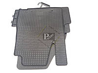Гумові килимки Skoda Octavia А5 (04-2013) - Килими в салон Шкода Октавія А5 (04-2013), фото 1