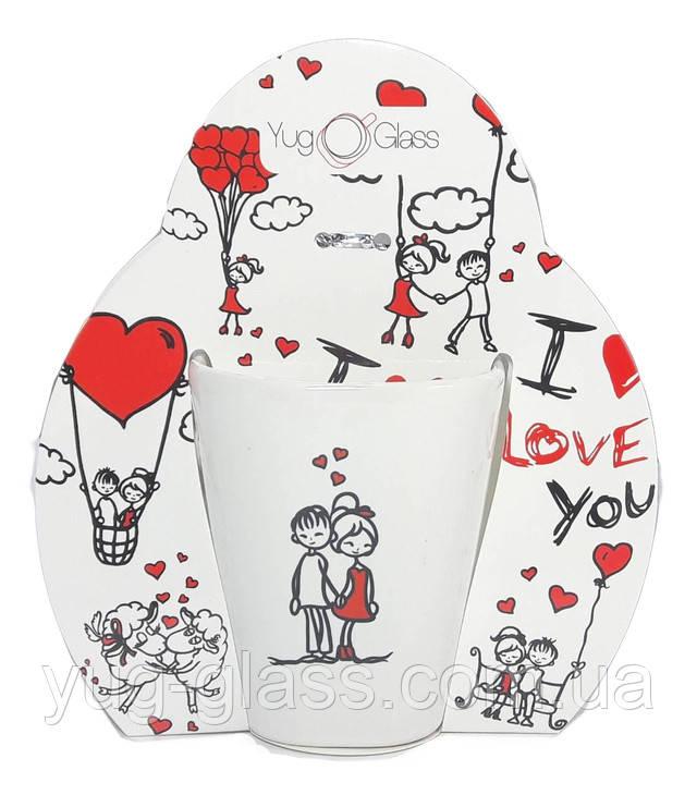 В подарок на день Святого Валентина
