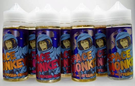 Жидкость для электронных сигарет Space Monkey 120 мл