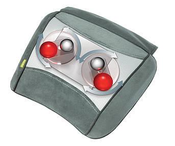 Массажная подушка Shiatsu Grey, фото 2
