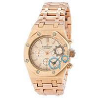 Часы Audemars Piguet Royal Oak Chronograph Steel All Gold
