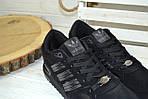 Кроссовки мужские Adidas ZX 750 черные 2530, фото 4