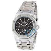 Часы Audemars Piguet Royal Oak Chronograph Steel Silver-Black