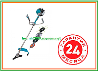 Мотокоса бензиновая GRAND 4700 ( 4700 Вт ) 3 ножа + 2 головки
