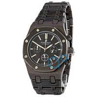 Часы Audemars Piguet Royal Oak Chronograph Steel All Black