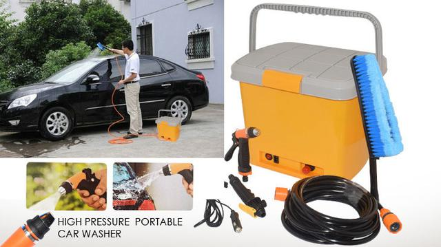 Мойка-душ для машины High Pressure Portable Car Washer