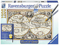 "Пазл ""Карта древнего мира"" 1200 шт. Ravensburger (RSV-199310)"