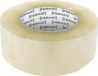 Лента клейкая упаковочная Format, 45*100